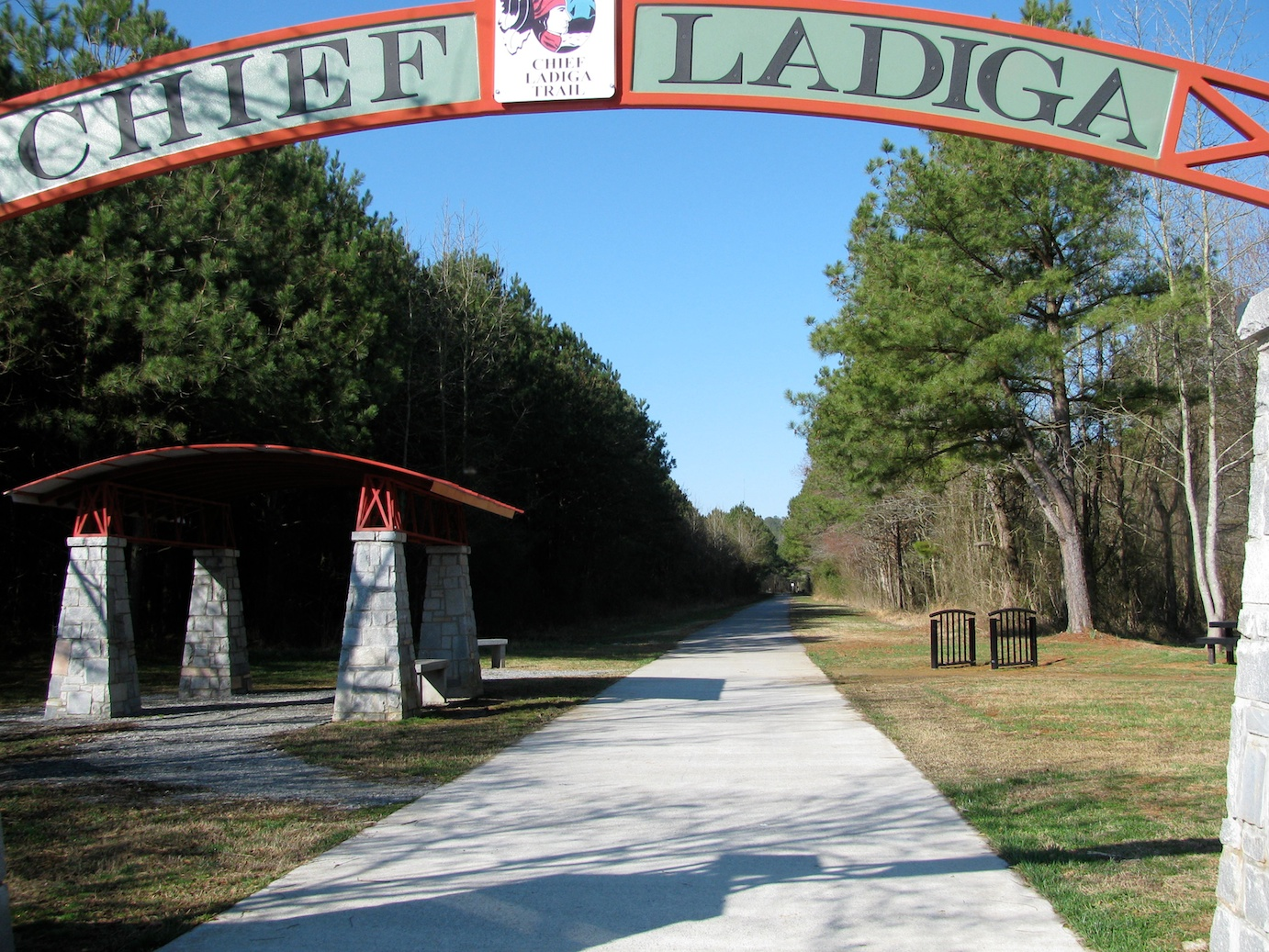 ladiga trail map with Chief Ladiga Trail on Silver  et Trail 2 moreover Florida Gone Wild Withlacoochee State Trail further A Bit About The Silver  et Trail in addition Attraction Review G30774 D4722389 Reviews Redneck Yacht Club Canoe and Kayak Rental Piedmont Alabama moreover Cedar Trace Apartments.