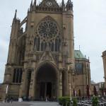 St. Etienne de Metz Cathedral in Metz, France